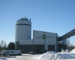 Kouvola biogas plant